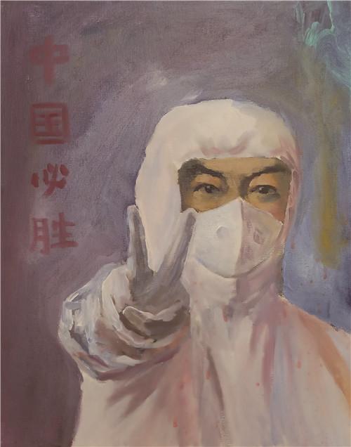 A1012《中国必胜》蔡雨晨