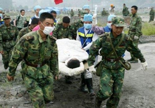 黄一鸣摄影:汶川地震纪实