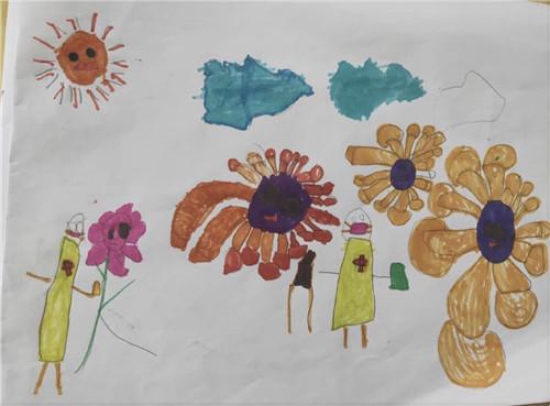 2020年伟德官网教育系统公益美术作品大赛初选入围作品线上展示(第一期)小学组